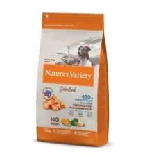 Nature´s Variety Selected No Grain Mini Salmón 1,5 Kg