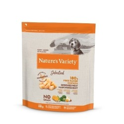 Nature´s Variety Selected Puppy Fresh Chicken 600 Gr