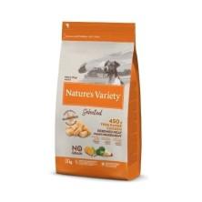 Nature´s Variety Selected No Grain Mini Fresh Chicken 1,5 Kg