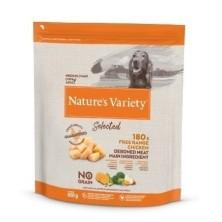 Nature´s Variety Selected No Grain Medium/ Maxi Fresh Chicken 600 Gr