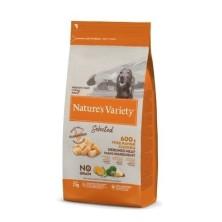 Nature´s Variety Selected No Grain Medium/ Maxi Fresh Chicken 2 Kg