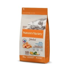 Nature´s Variety Selected Sterilized Salmón 1,25 Kg