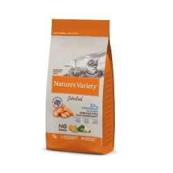 Nature´s Variety Selected Sterilized Salmón 7 Kg