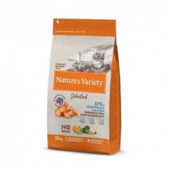 Nature´s Variety Selected Sterilized Salmón 3 Kg