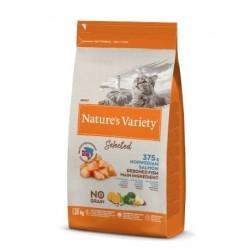 Nature´s Variety Selected Salmón 1,25 Kg