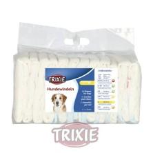 12 Pañales Perros Ultra Absorbentes, Talla L