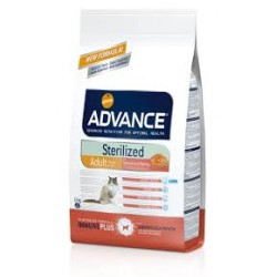 Advance Sterilized Salmon 1,5 Kg