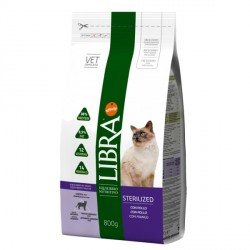 Libra Cat Sterilized 1,5 Kg