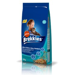 Brekkies Excel Cat Mix Pescado 4 Kg