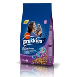 Brekkies Excel Cat Sterilized 3 Kg