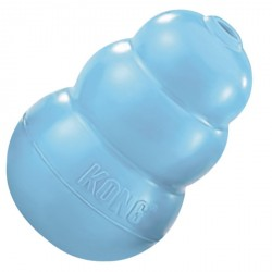 Kong Puppy Medium Azul
