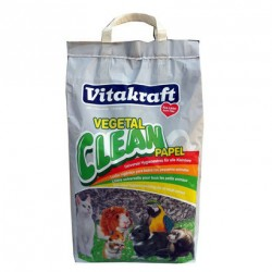 Vitakraft Vegetal Clean Papel 25 Litros