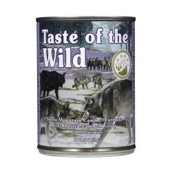 Taste of the Wild Sierra Mountain 370 Gr