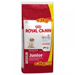Royal Canin Medium Junior 15+3 kg