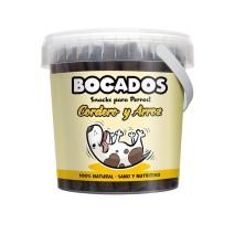 Bocados Cordero y Arroz 800 Gr