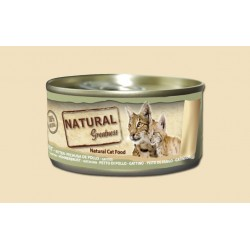 Natural Greatness Pechuga de Pollo Kitten 70 Gr