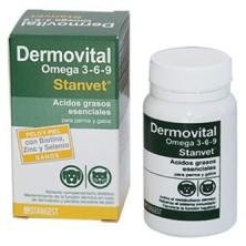 Dermovital Omega 3-6-9 60 Cápsulas