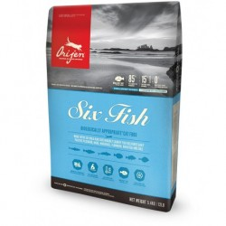 Orijen Adult Six Fish Cat 1,8 Kg