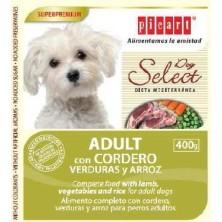 Picart Adult con Cordero, Verduras y Arroz 400 Gr