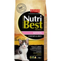 Picart Nutribest Cat Kitten 2 Kg