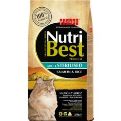 Picart Nutribest Cat Sterilised 2 Kg