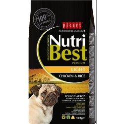 Picart Nutribest Light 15 Kg