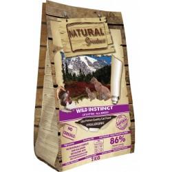 Natural Greatness Cat Wild Instinct 2 Kg