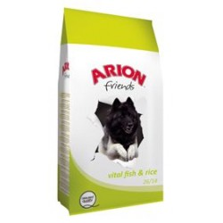 Arion Friends Fish & Rice 15 Kg
