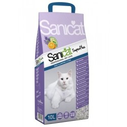 Sanicat SuperPlus Arena Gatos 10 Litros
