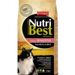 Picart Nutribest Cat Sensitive 15 Kg