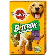 Pedigree Biscrok Original 500 Gr