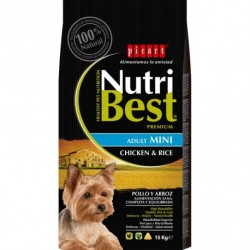 Picart Nutribest Adult Mini 3 Kg