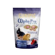Cunipic Alpha Pro Snack Roedores Frutos del Bosque 50 Gr
