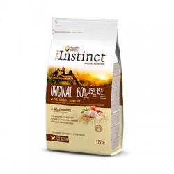 True Instinct Original Kitten Pollo 1,25 Kg