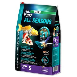JBL Propond All Seasons Alimento Peces de Estanque 1,1 Kg