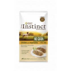 True Instinct Mini Adult Chicken Paté 150 Gr