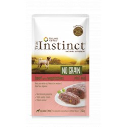 True Instinct Mini Adult Beef Paté 150 Gr