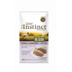 True Instinct Mini Adult Turkey Paté 150 Gr