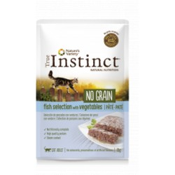 True Instinct Fish Selection Paté 70 Gr