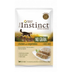 True Instinct Chicken Paté 70 Gr