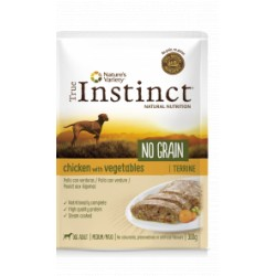 True Instinct Adult Chicken Terrina 300 Gr