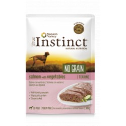 True Instinct Adult Salmón Terrina 300 Gr