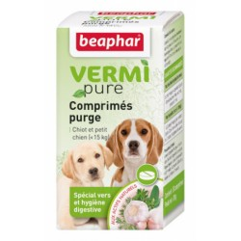 Vermi Pure Antiparasitario Interno Natural Perros Pequeños