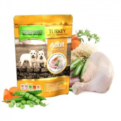 Natures Menu Pavo con Pollo 300 Gr
