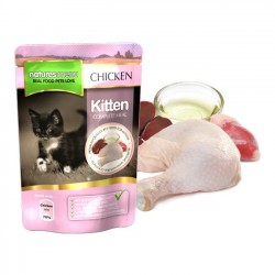 Natures Menu Kitten con Pollo 100 Gr