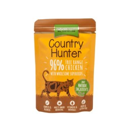 Natures Menu Country Hunter Pollo para Gato 85 Gr