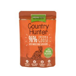 Natures Menu Country Hunter Pollo y Ganso para Gato 85 Gr