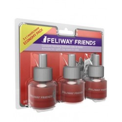 Feliway Friends Recambio 3x48 Ml