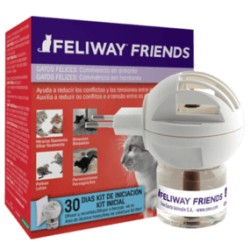 Feliway Friends Difusor con Recambio 48 Ml