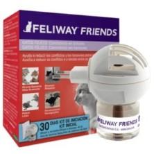 Feliway Friends Difusor con Recambio 48 Ml